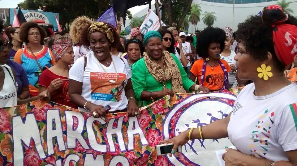 A força do feminismo negro