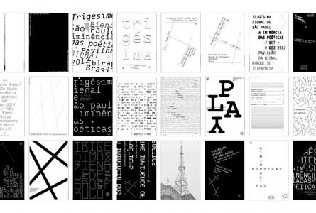 Cartaz da Bienal deste ano