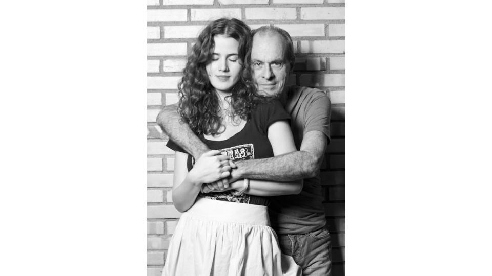 Ana e Ney Matogrosso