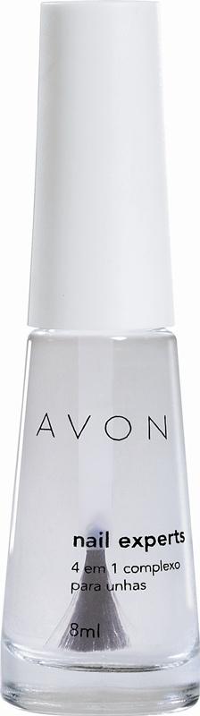 Avon 4em1 complexo para unhas, R$ 4,50 – Avon 0800-7082866