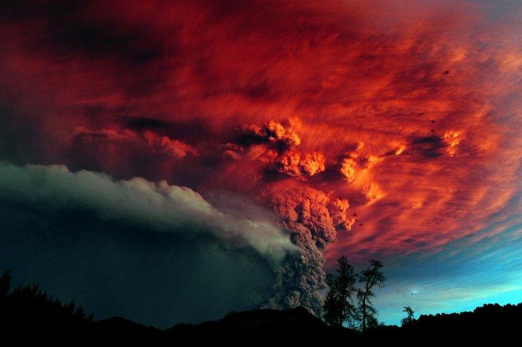 Vulcão Puyehue avisa: tamoaínatividade