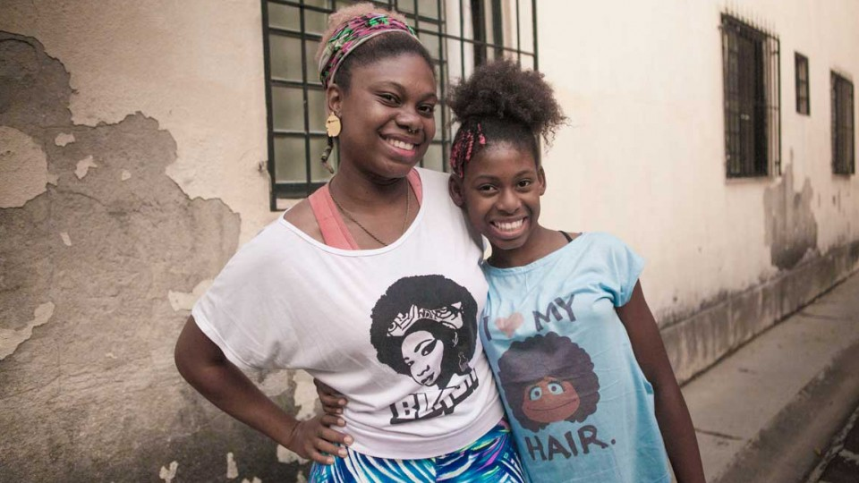 Kamilah e MC Soffia