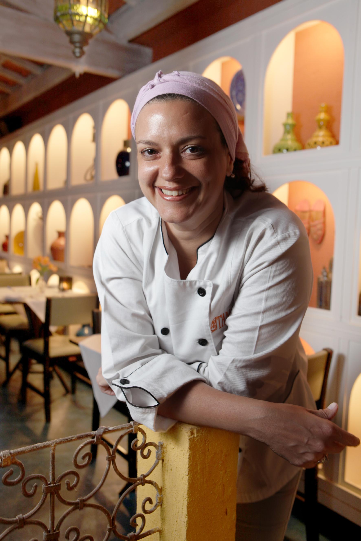 Ariela Doctors, do restaurante Tanger, em São Paulo