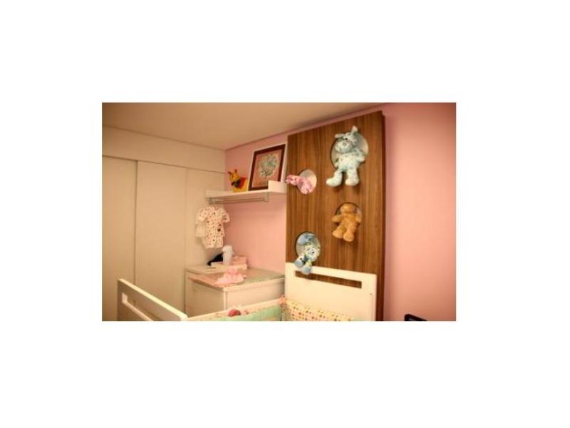 Quarto de menina em tons de rosa l Projeto NeoArq