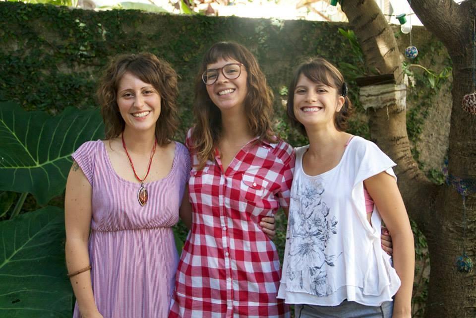 Nina Cast, Elisa Dantas, Lina Molina