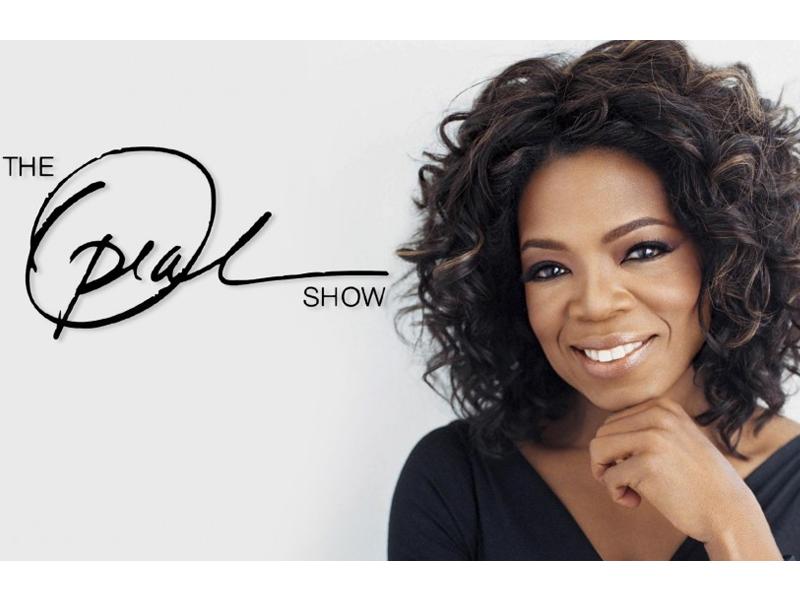 """""""Eu choro vendo o programa da Oprah, sempre!"""""""