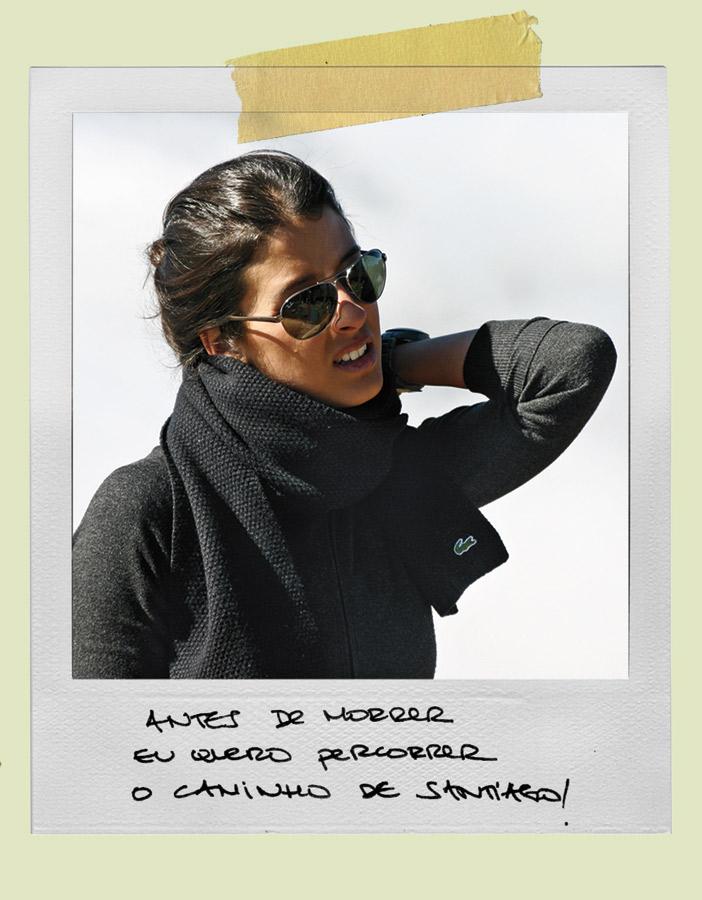 Maria di Pace - 28 anos, publicitária e sócia do site EYE4DESIGN