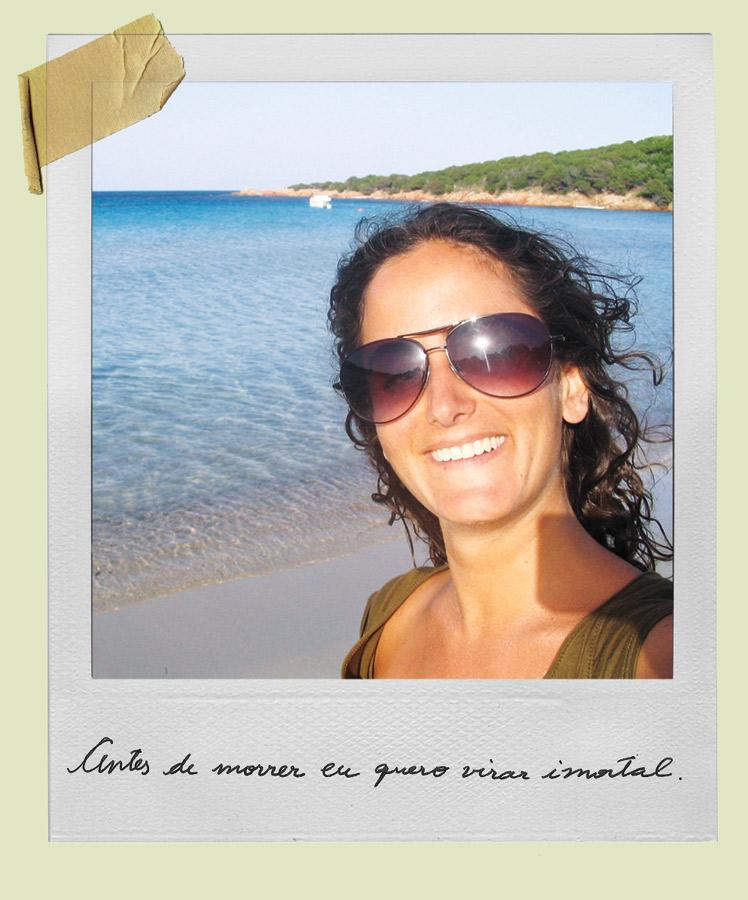 Tatiana Levy - 31 anos, escritora (Sugestão da Editora Convidada)