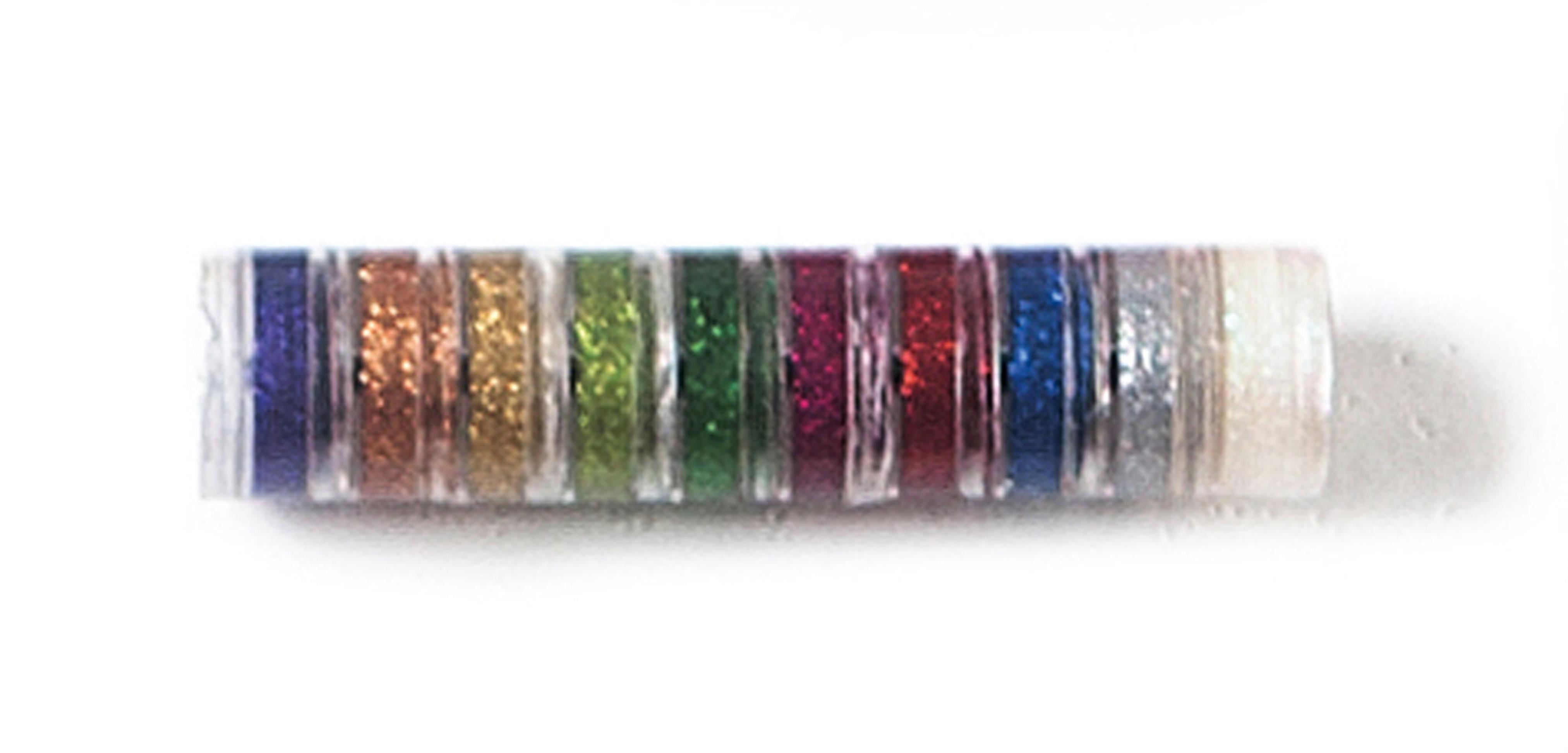 """Glitter colorido: """"Brilho é tudo!"""""""