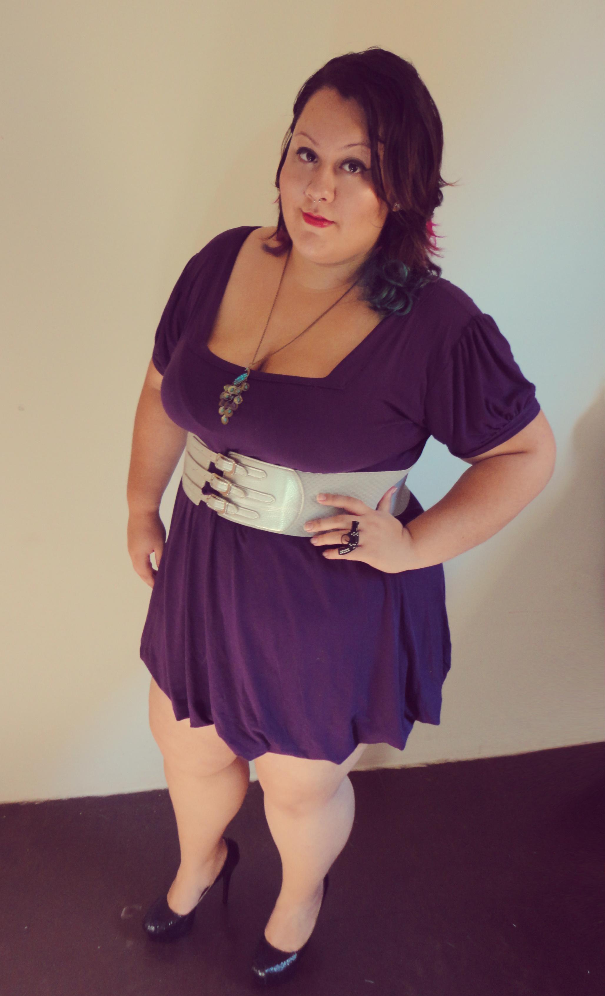Stephanie Ciciliatti, do blog A grande diferença. O vestido ela pediu para a mãe costurar especialmente pra ela e é cópia de um de Beth que ela viu e amou!
