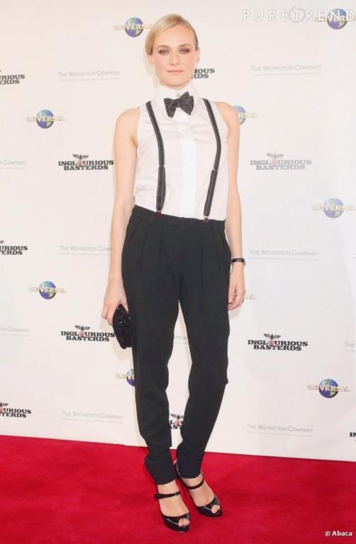 A atriz Diane Kruger