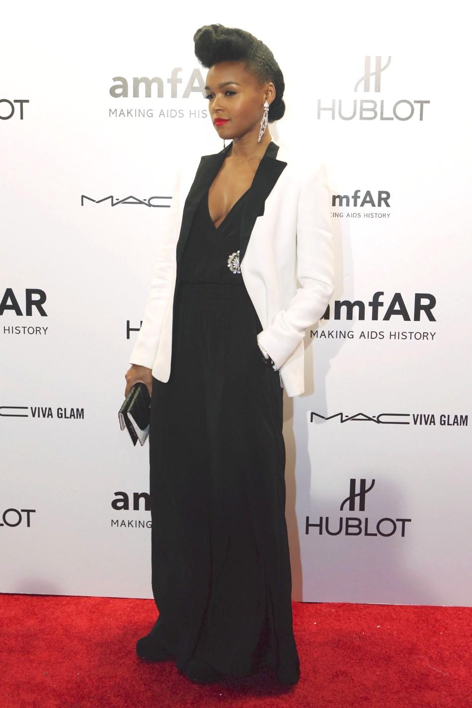 A cantora Janelle Monáe foi uma das responsáveis pelo resgate do estilo boyisho boyish