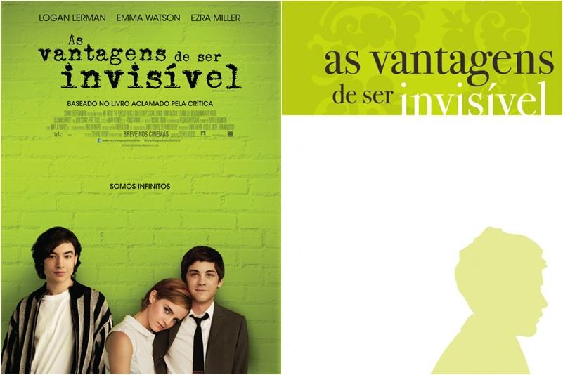 Capa do filme e do livro