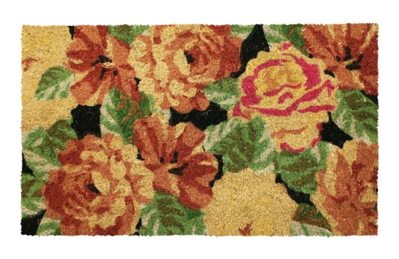 Capacho floral - Leroy Merlin