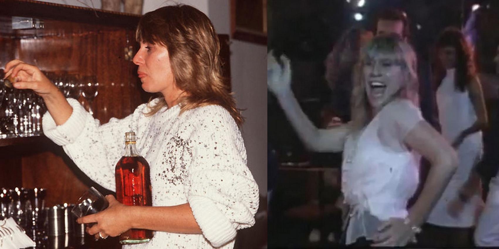Repique o cabelo, capriche no look anos 80, tire aquela uma garrafa de uísque do fundo do armário e arrase como Heleninha, de Vale Tudo. Não esqueça de causar e pedir um mambo caliente pra banda do bloquinho!