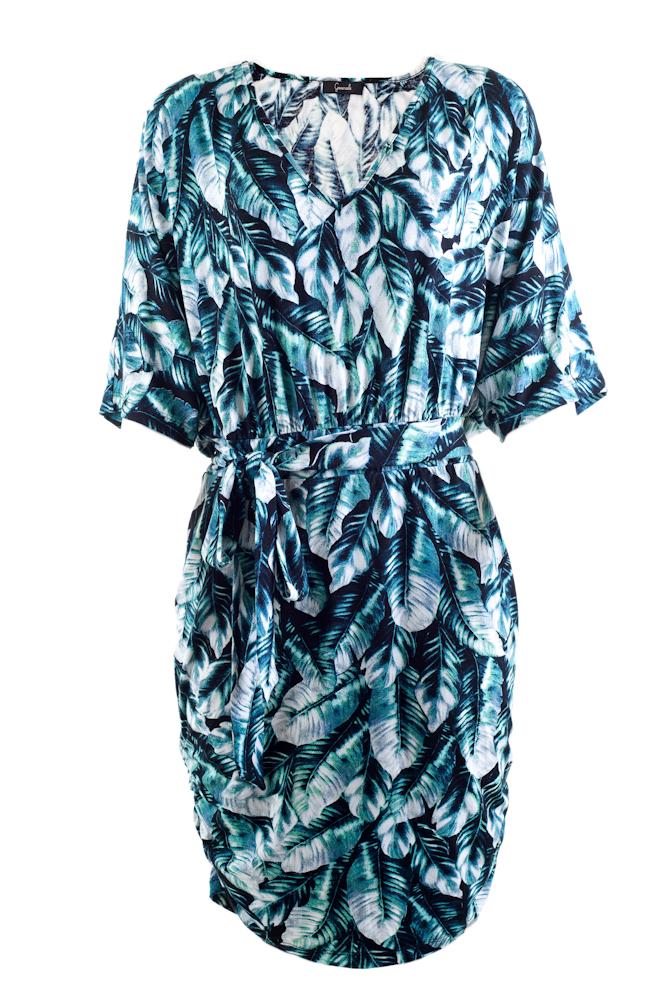 Vestido estampado, R$ 69,90