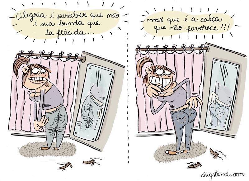 Chiquinha - Fabiane Bento Langona publica seus quadrinhos na Folhateen, do jornal Folha de São Paulo (às segunda-feiras), no jornal Diário de Pernambuco e na revista masculina Sexy Premium. É uma das poucas cartunistas mulheres a ter espaço em grandes veículos de comunicação no Brasil
