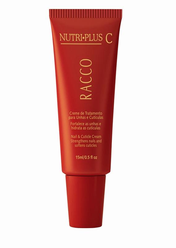 Racco Creme para unhas e cutículas Nutriplus C, R$ 14,80 – Racco 0800-413000