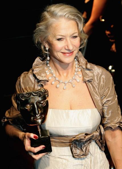 Dame Helen Mirren, sempre fabulosa