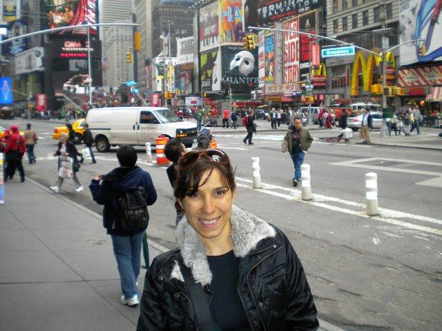 Broadway - Ainda deslumbrada