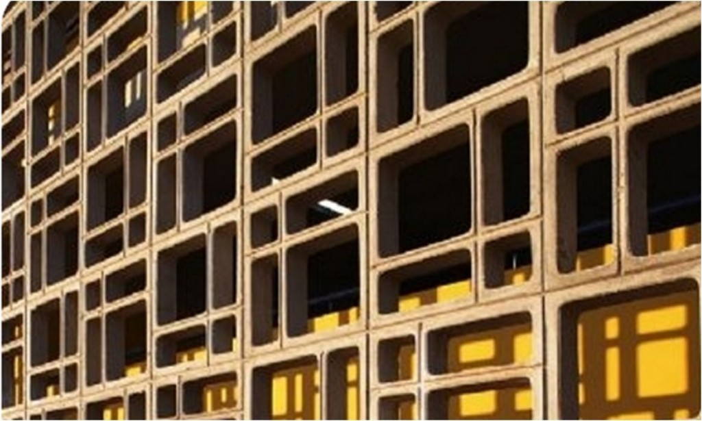 Em concreto natural (Neorex - www.neorex.com.br)