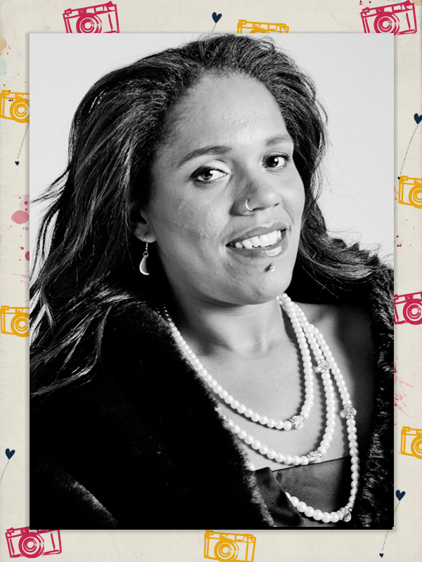 """Mariana Ribeiro, 24 anos. Seu sonho :: """"Pode ficar com meus quatro filhos, ter a minha casa, ter um emprego e ter essa beleza que eu tô tendo hoje"""""""