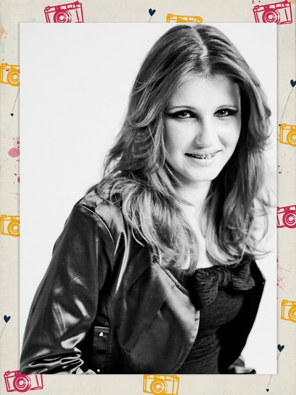 """Karina Barbosa, 17 anos. Seu sonho :: """"Meu sonho é ser capa de revista! Eu iria amar"""""""