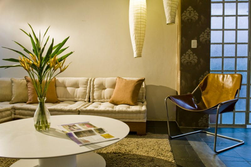 Sofá de futon