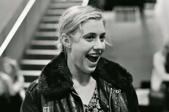 """Greta Gerwig, protagonista e co-roteirista de """"Frances Ha"""""""