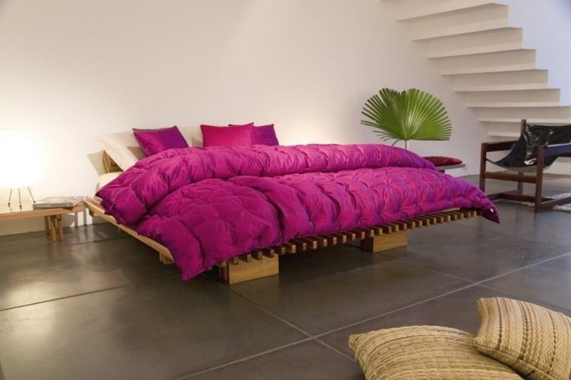 Ambiente de quarto com futon - Futon Company www.futon-company.com.br