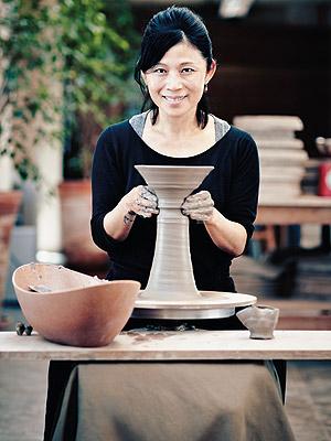 Hideko Honma dará oficina de cerâmica utilitária