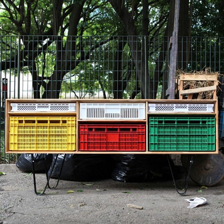 Mais uma criação do designer brasileiro Maurício Arruda