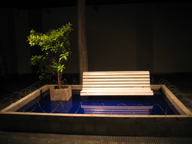 Sombra e água fresca