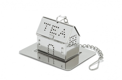 Infusor casinha - R$22,90 - Na Talchá