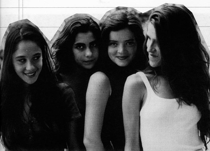 Patricia Perrone, Carol Machado, Maria Mariana e Ingrid Guimarães: as atrizes da peça que foi febre nos anos 90
