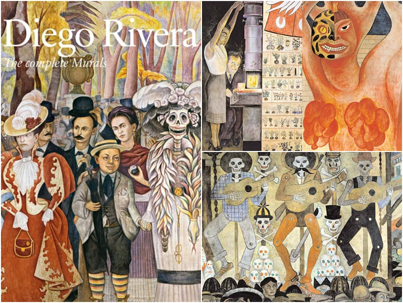 Livro Diego Rivera - The Complete Murals - $200 - na Taschen