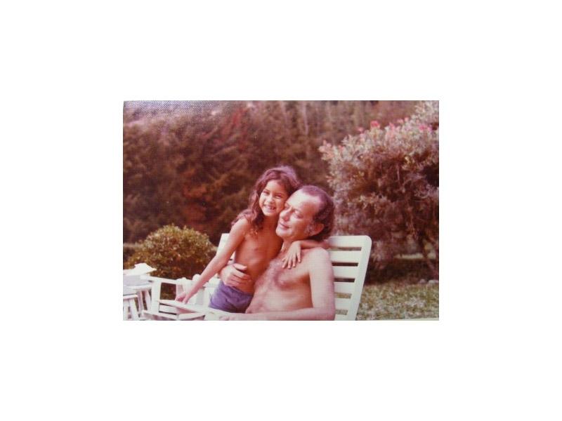 Lola e seu pai