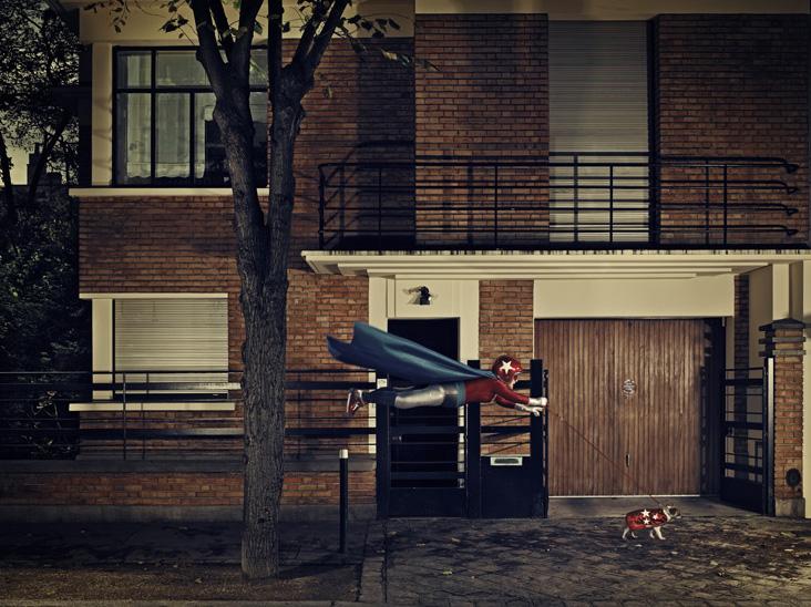 Mamika, por Sacha Goldberger