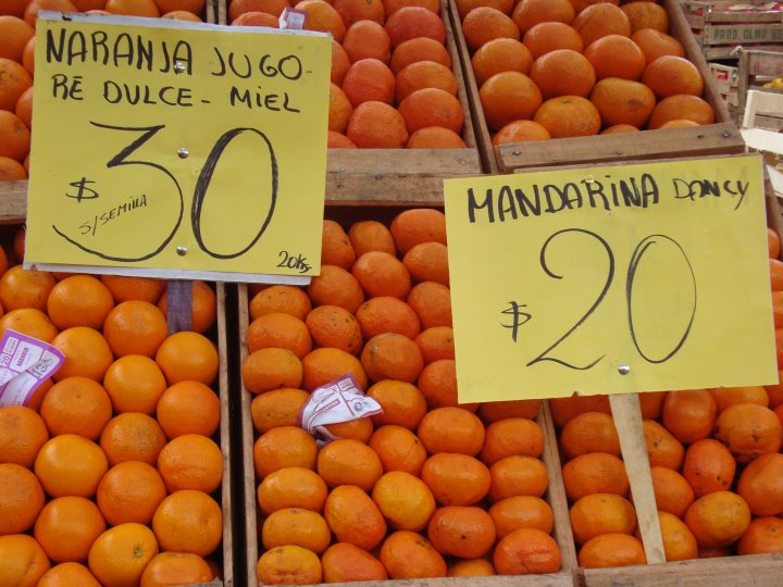 Mixirica, a fruta polêmica