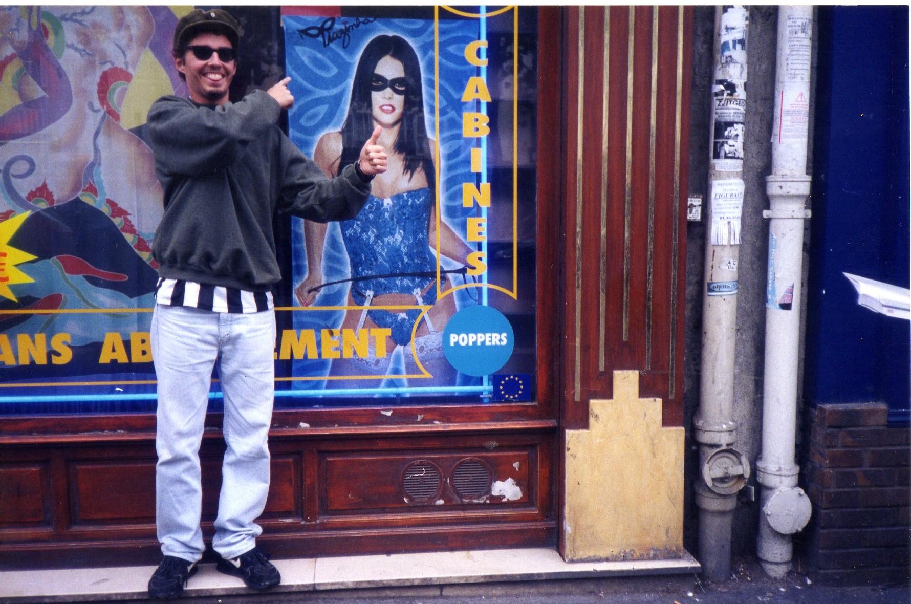 A Paris de Marcelo Callado