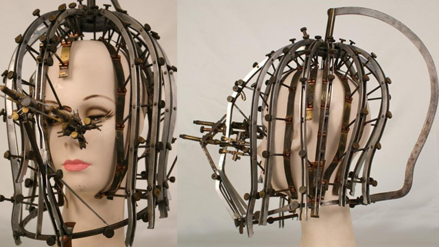 A gaiola da maquiagem