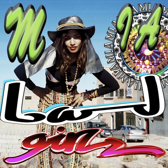 M.I.A. lança novo single
