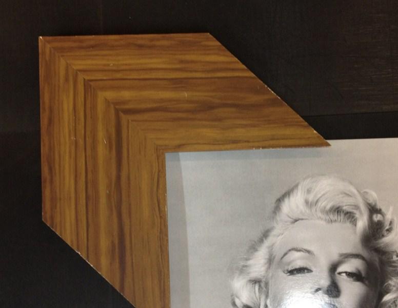 Largo em madeira. Fast Frame (www.fastframe.com.br)