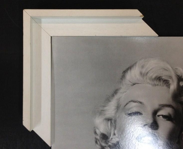 Modelo tipo caixa cor branca. Fast Frame (www.fastframe.com.br)