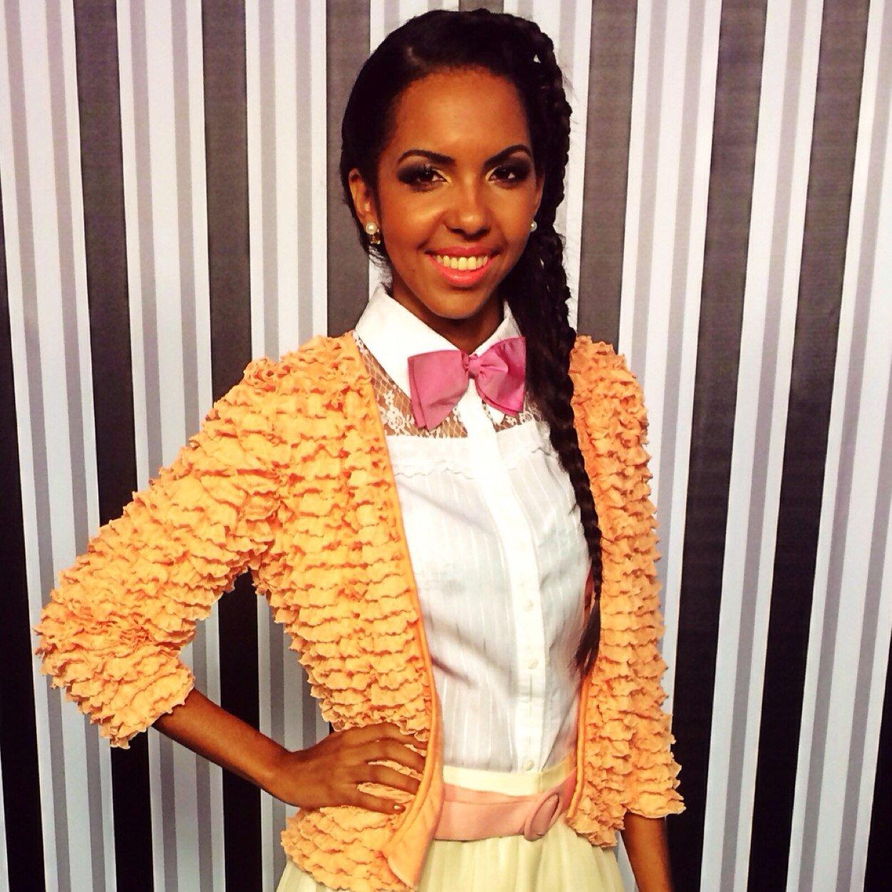 A estudante de Jornalismo Nathalia Rodrigues