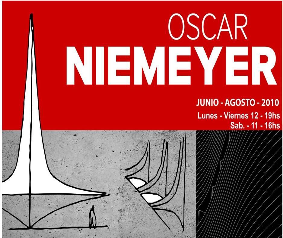 Niemeyer em Buenos Aires!