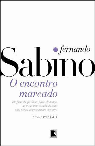 """""""O Encontro Marcado"""", Fernando Sabino-""""Foi por causa desse livro, lido por mim aos 13 anos, que tive certeza que queria ser escritora. Sonhava em um dia ter um grupo de amigos para """"puxar angústia no banco da praça"""" e falar de literatura, um grupo de amigos que duraria a vida toda que nem durou a amizade do Fernando Sabino, Paulo Mendes Campos, Otto Lara Resende e Helio Pelegrino, que é a amizade retratada do livro. """""""