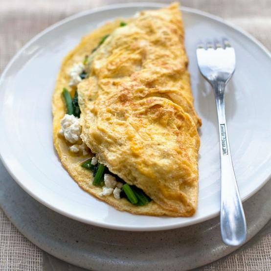 O bom e velho omelete