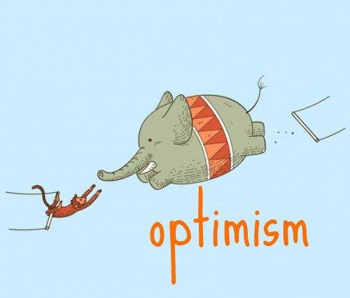 Otimismo pessimista ou pessimismo otimista?