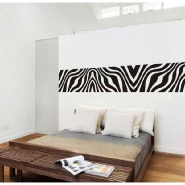 Adesivo Pele de zebra à venda na Grudado adesivos de parede
